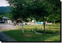 山室川キャンプ場