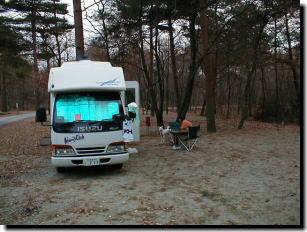 貸切キャンプ場