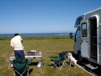 無料のキャンプ場