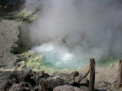 まさに天然温泉