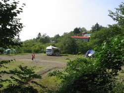 霧降高原キャンプ場