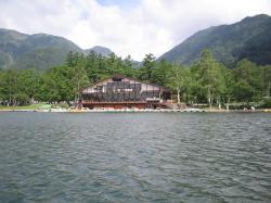 湯ノ湖レストハウス
