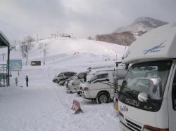 台鞍スキー場