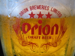 orionビール