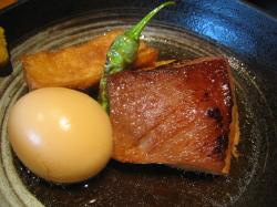豚の角煮(ラフテー)