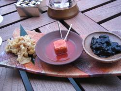 沖縄の珍味