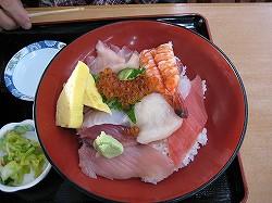 海鮮かなや丼