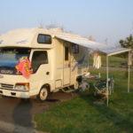 金木町オートキャンプ場
