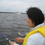 東京湾シロキス釣り